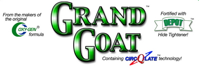 Grand Goat Show Animal Supplement