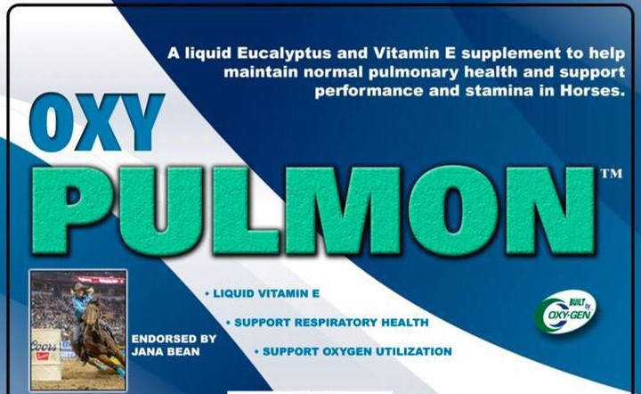 Oxy Pulmon liquid Eucalyptus and Viamin E from Oxy-Gen