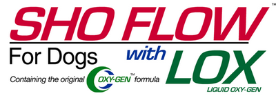 Sho Flow with Liquid OxyGen for Dogs