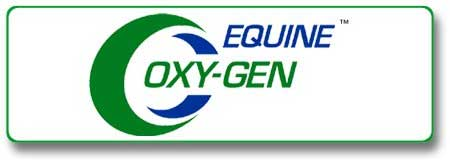 Equine Oxy-Gen supplement for faster recovery more muscling better feed utilization