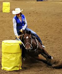 Taylor Smith Barrel racer
